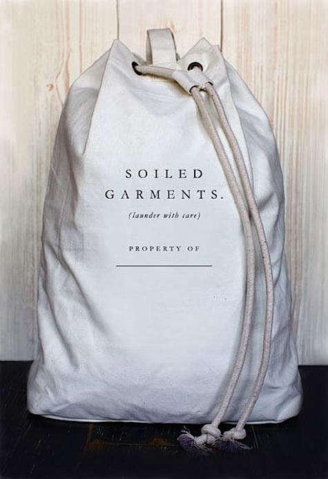 laundry bag izola soiled garment bag