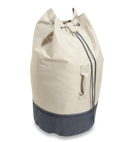 laundry bag real simple canvas carry all