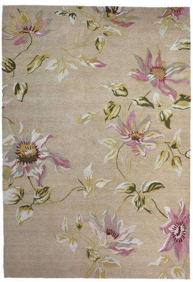 passion flower paul smith rug