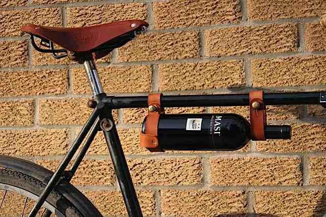 rm bicycle wine holder
