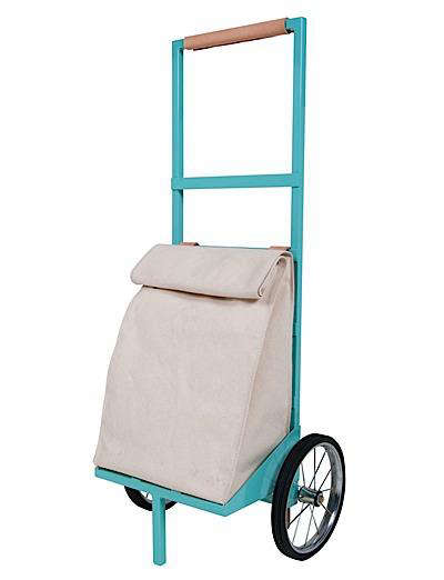 Domestic Science Welcome Wagon Cart portrait 3