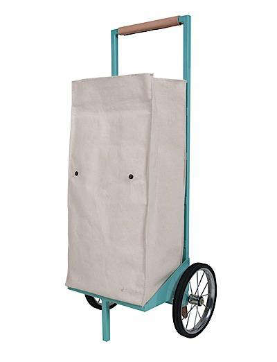 Domestic Science Welcome Wagon Cart portrait 4
