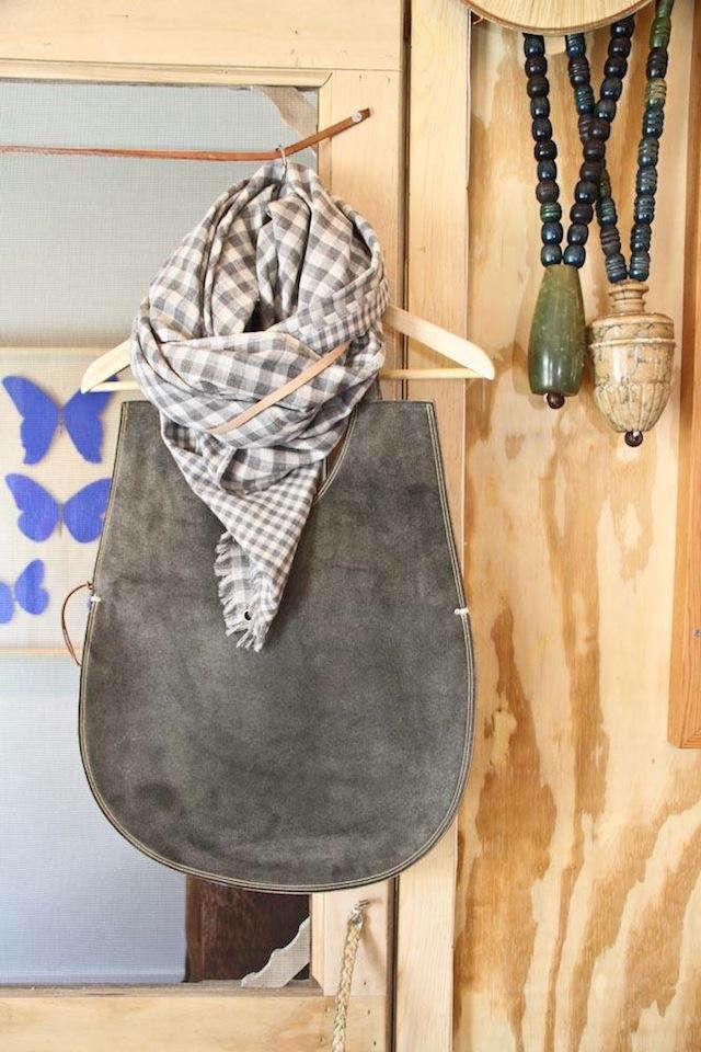 rth shop la grey bag