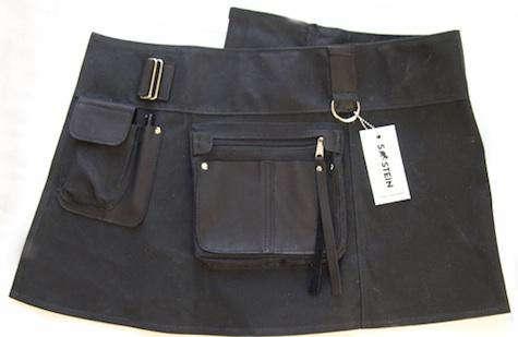 The Marfa Skirt from S Stein Design in Santa Fe portrait 3