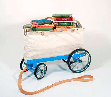 Domestic Science Welcome Wagon Cart portrait 5