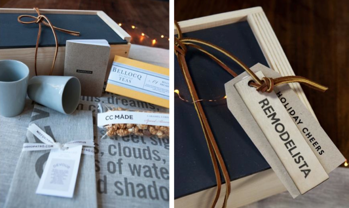 Pin to Win Remodelista Holiday Gift Box portrait 3