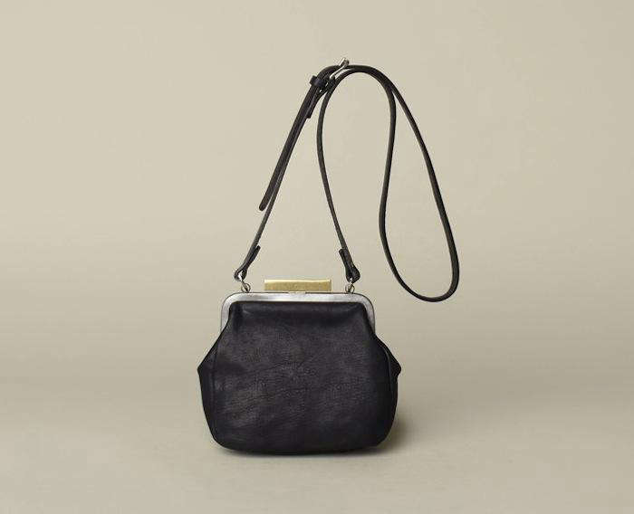 700 ally capellino small kiki evening bag with clasp and thin strap
