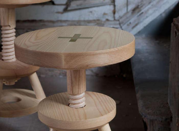 700 anna carlin stool close up