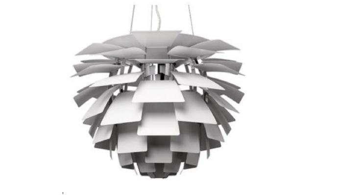 700 artichoke lamp high 10