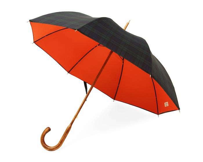 700 black watch umbrella continuous lean