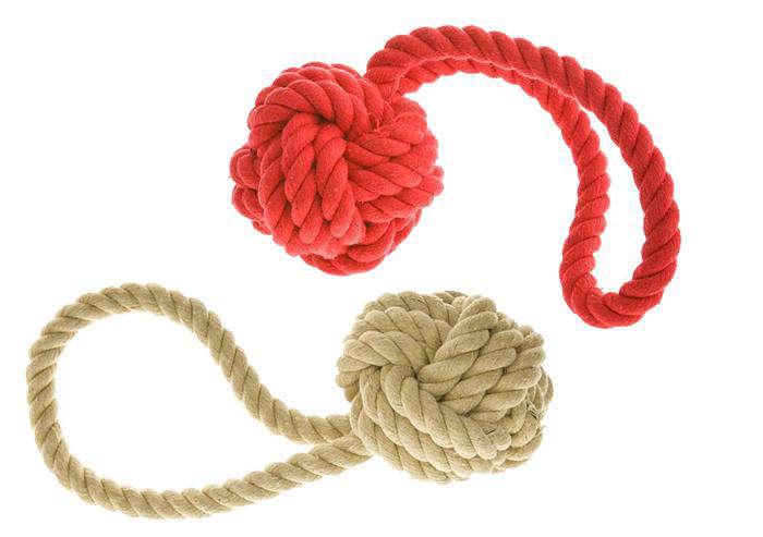 700 dog rope toys