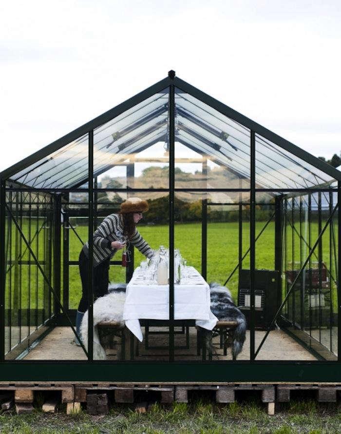 700 food studio glass house