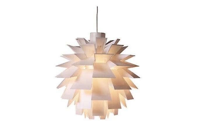 700 low artichoke lamp