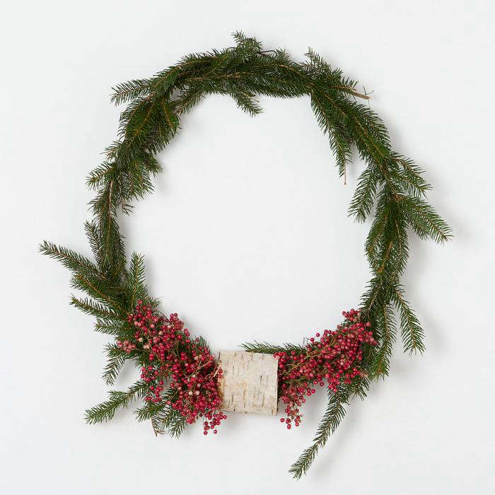5 Favorites Holiday Wreaths by Post portrait 6