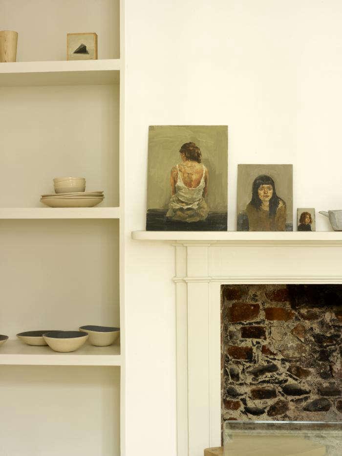 Cold Press Gallery in Norfolk portrait 3