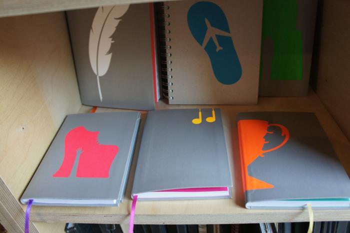 A Graphic Designers Studio in London portrait 6