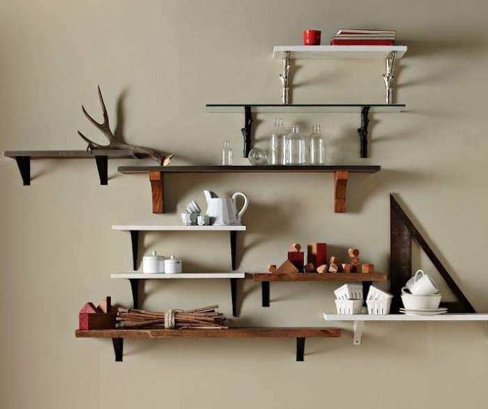 700 west elm brackets and shelves
