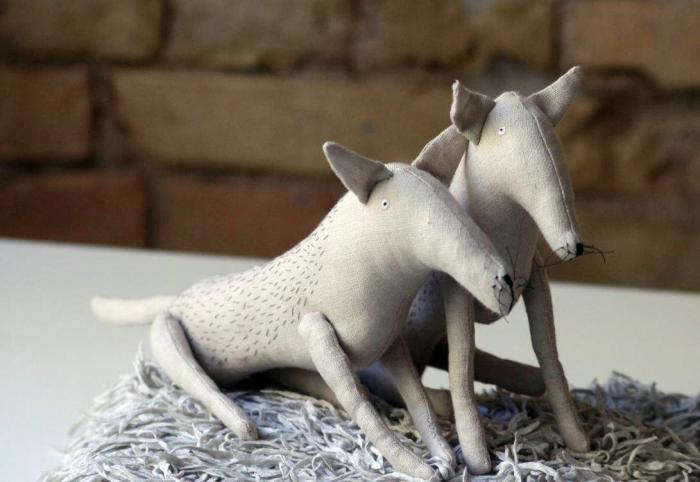 10 Easy Pieces Handmade Stuffed Animals portrait 12
