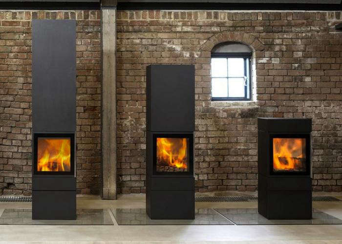 10 Easy Pieces Freestanding Wood Stoves Remodelista