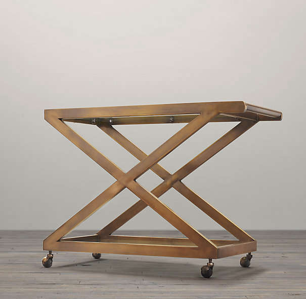 5 Favorites Simple Bar Carts for the Holiday Season portrait 7