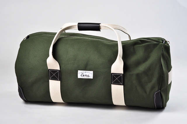 round about bag beckel canvas