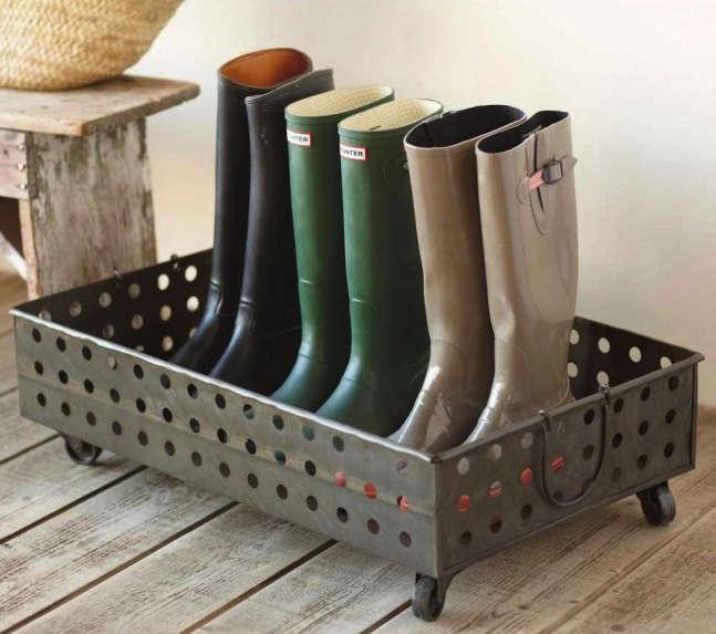 viva terra boot tray