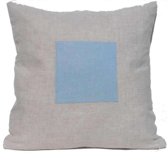 Fabrics  Linens Rough Linen Duvet and Shams portrait 7