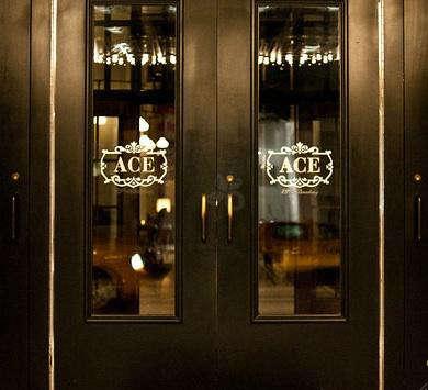Ace  20  Hotel  20  Lobby  20  Doors