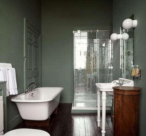 Bellinter  20  House  20  Dark  20  Green  20  Bath  20  with  20  Mirror  20  Tile