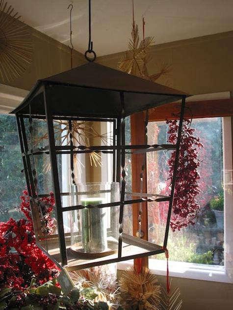 Botanik  20  lantern