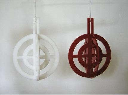 Concentric  20  ornament