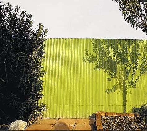 Corrugated  20  Metal  20  Fence  20  Ken  20  Olney