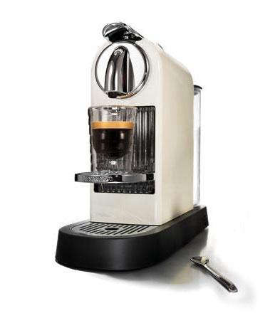 Nespresso  20  White  20  Coffee  20  Maker