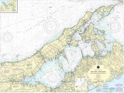 Peconic  20  Bay  20  Nautical  20  Chart