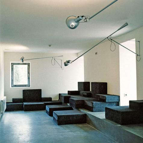 Wall  20  Light  20  with  20  Black  20  Furniture