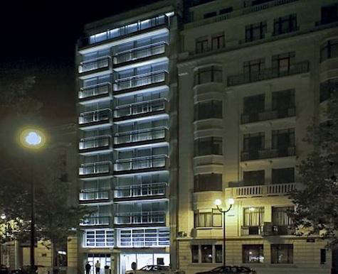 White  20  Hotel  20  Brussels  20  Exterior  20  2