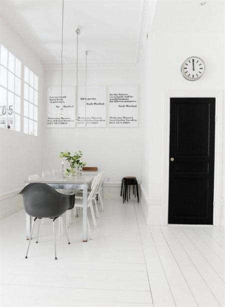 Kitchen Black and White Roundup portrait 8