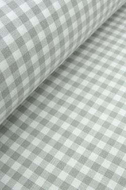 gingham  20  putty  20  fabric