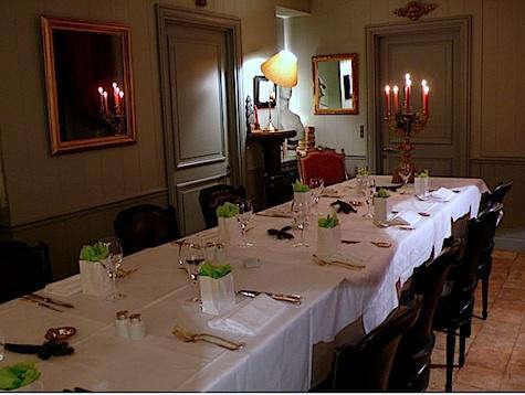 Restaurant Visit Hotel Particulier in Paris portrait 6