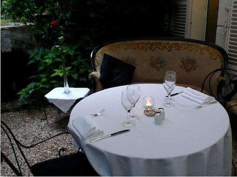 Restaurant Visit Hotel Particulier in Paris portrait 14