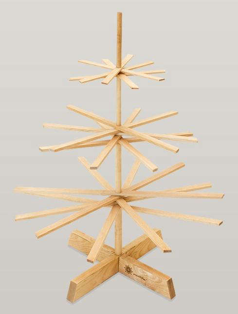 Holiday Decor Wooden Christmas Trees portrait 6