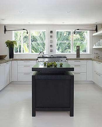 Kitchen Black and White Roundup portrait 11