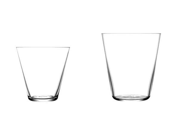 10 Easy Pieces Basic Drinking Glasses portrait 5
