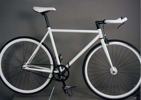 Mission  20  Bicycle  20  White
