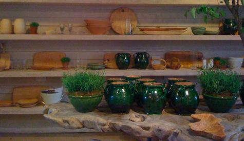 Daylesford  20  Organics  20  Shop  20  Interior  20  Green  20  pots