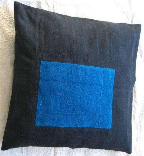 Pillow  20  Cover  20  Koulikoro  20  blue  20  Niarelo  20  Rue  20  420