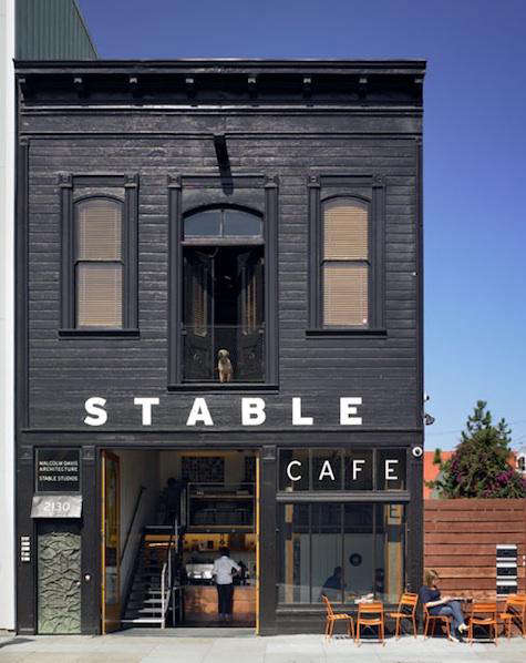 Stable  20  Cafe  20  Exterior  20  AIA  20  2