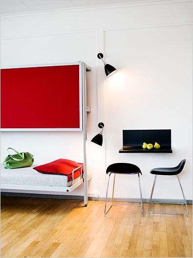 danhostel red bed 7