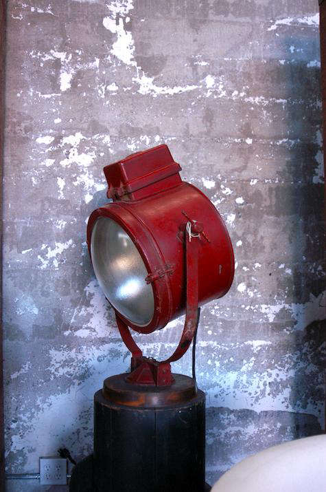 Big Daddy Red Beacon Industiral Light