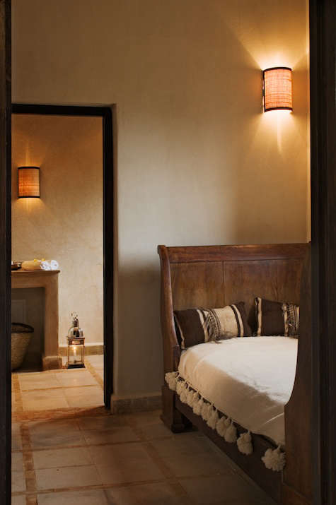 Hotels  Lodging Kasbah Bab Ourika in Morocco portrait 9